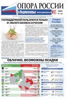 «ОПОРА РОССИИ в Подмосковье» № 91 июль 2017